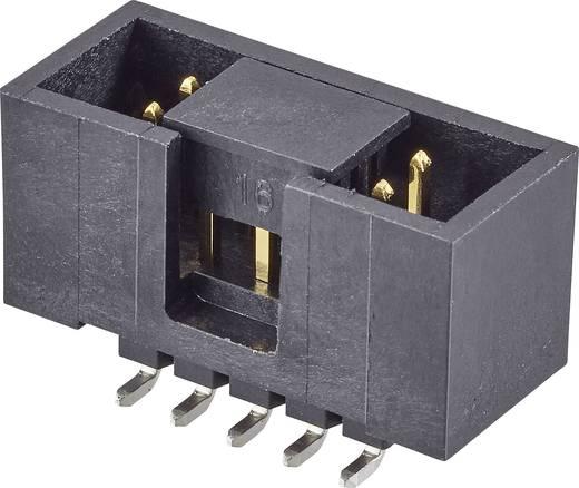 FCI Pfosten-Steckverbinder Rastermaß: 2.54 mm Polzahl Gesamt: 20 Anzahl Reihen: 2 1 St.