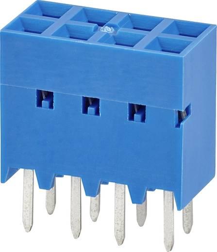 Buchsenleiste (Standard) Anzahl Reihen: 2 Polzahl je Reihe: 4 FCI 87606-304LF 1 St.