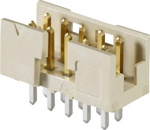 Pfosten-Steckverbinder Rastermaß: 2 mm Polzahl Gesamt: 6 Anzahl Reihen: 2 FCI 1 St.