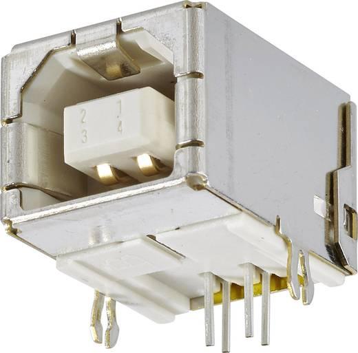 Einbaubuchse USB Typ B 2.0 Buchse, Einbau horizontal USB 1 Port FCI Inhalt: 1 St.