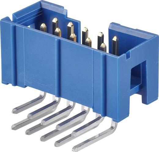 FCI Pfosten-Steckverbinder Rastermaß: 2.54 mm Polzahl Gesamt: 16 Anzahl Reihen: 2 1 St.