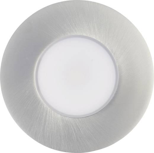 TLT International Prima LT1245017 LED-Einbauleuchte 5.5 W Warm-Weiß Aluminium