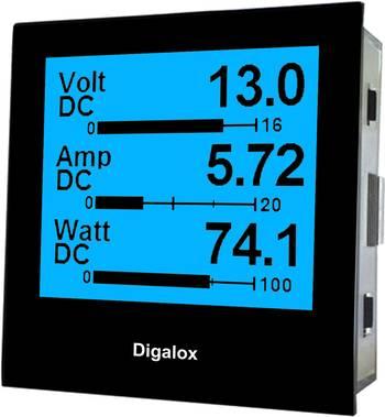 TDE Instruments DPM72-MPN Digitales Einbaumessgerät