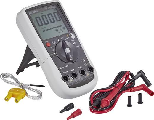 VOLTCRAFT VC275TRMS Hand-Multimeter digital Kalibriert nach: Werksstandard (ohne Zertifikat) Sicherungsautomat CAT III 6