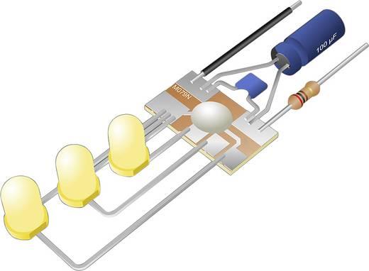 Kemo M079N Lauflicht Bausatz Ausführung (Bausatz/Baustein): Bausatz 3 V/DC, 6 V/DC