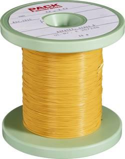 Měděný drát smaltovaný lakem Pack Litz Wire 80-0010, vnější Ø 0.45 mm, 80 m