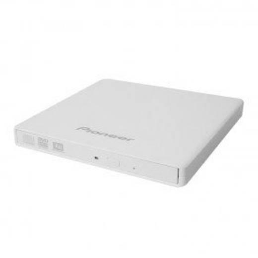 DVD-Brenner Extern Pioneer DVR-XU01W Retail USB 2.0 Weiß