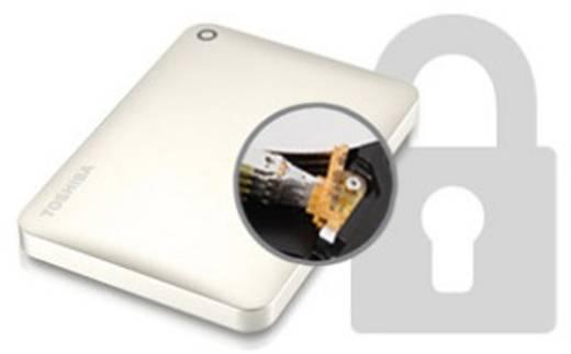 Toshiba Canvio Connect II Externe Festplatte 6.35 cm (2.5 Zoll) 3 TB Blau USB 3.0