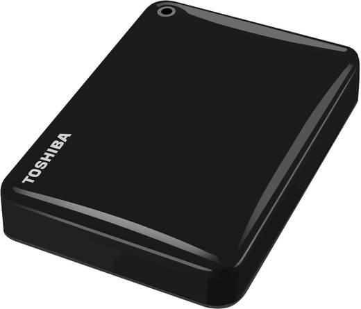 Toshiba Canvio Connect II Externe Festplatte 6.35 cm (2.5 Zoll) 1 TB Schwarz USB 3.0