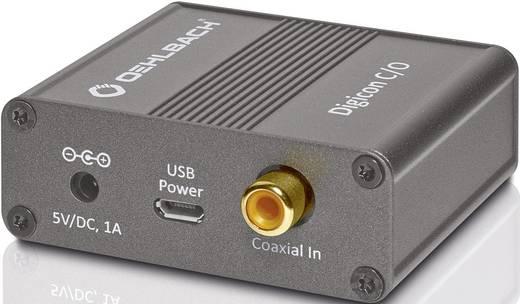Audio Konverter [Cinch-Digital - Toslink] Oehlbach Digicon C/O