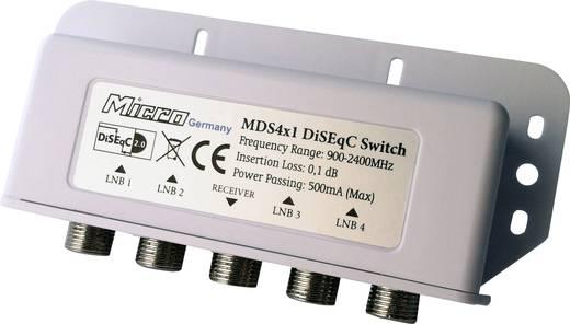 DiSEqC-Schalter Microelectronic MDS4x1 4 (4 SAT/0 terrestrisch) 1