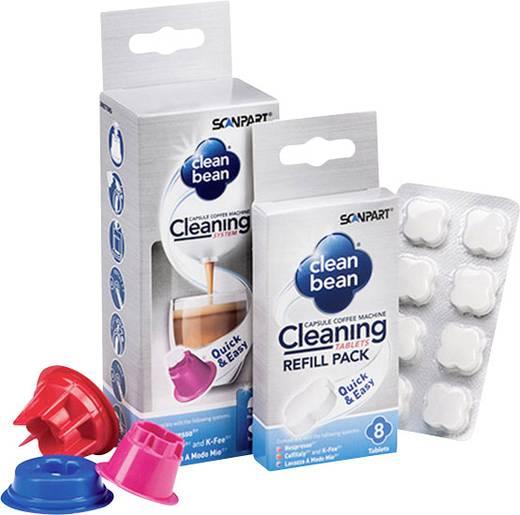 Reinigungstabletten ScanPart Clean Bean Starter Paket 2790000160 8 St.