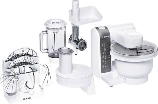 Bosch Mum4855 Kuchenmaschine 600 W Weiss