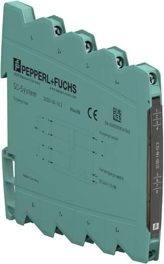 Trennverstärker, konfigurierbar mit DIP-Schalter und Potentiometer Pepperl & Fuchs S1SD-1AI-1U.2 S1SD-1AI-1U.2 1 St.