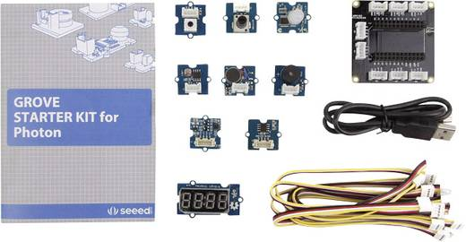 Prototyping-Board Seeed Studio PHOTONH & Grove Starter Kit for Photon