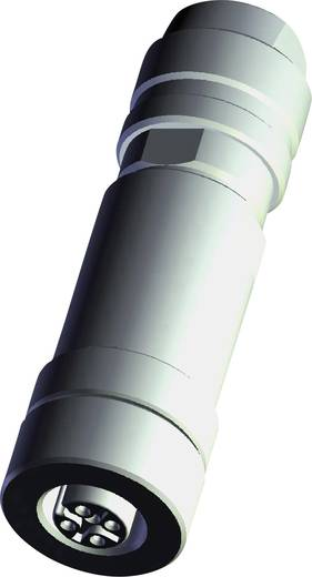 TE Connectivity 5-2271117-2 Sensor-/Aktor-Steckverbinder, unkonfektioniert M12 Buchse, gerade Polzahl: 8 1 St.