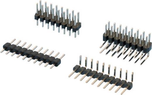 Stiftleiste (Standard) Anzahl Reihen: 2 Polzahl je Reihe: 5 W & P Products 314-210-010-00 1 St.