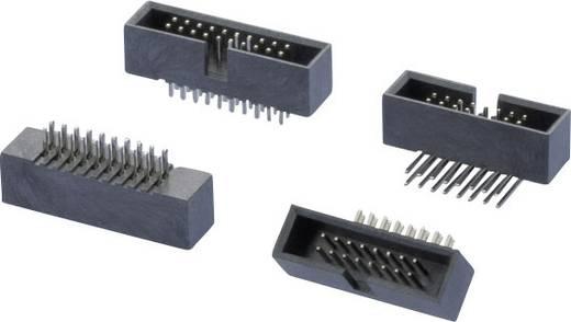 Stiftleiste Rastermaß: 1.27 mm Polzahl Gesamt: 44 Anzahl Reihen: 2 W & P Products 1 St.