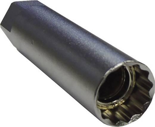 """Zündkerzeneinsatz 14 mm Antrieb (Schraubendreher) 3/8"""" (10 mm) 140 mm Kunzer 7BHS01"""