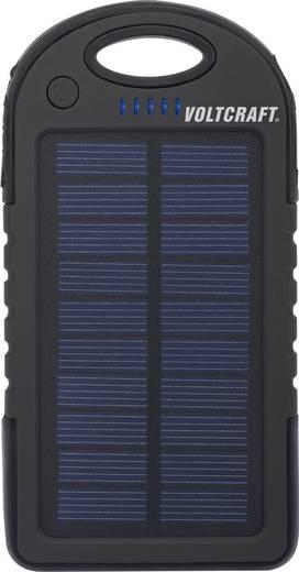 VOLTCRAFT SL-10 Solar Powerbank Li-Ion 5000 mAh