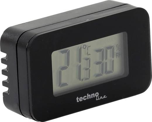 WS 7006 Techno Line Thermo-/ Hygrometer Innentemperatur, Luftfeuchte -20 bis +50 °C