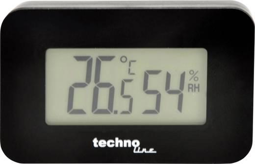 WS 7009 Techno Line Thermo-/ Hygrometer Innentemperatur, Min-/Max. Funktion, Luftfeuchte -20 bis +50 °C