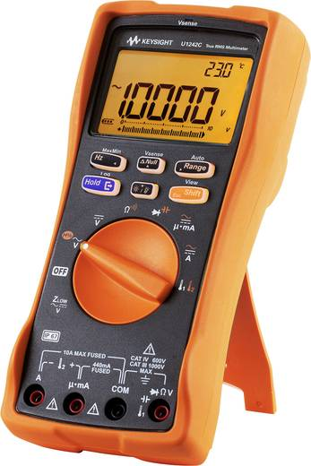 hand multimeter digital keysight technologies u1242c. Black Bedroom Furniture Sets. Home Design Ideas