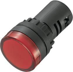 Voyant de signalisation LED TRU COMPONENTS 140393 rouge 24 V/DC, 24 V/AC 20 mA 1 pc(s)