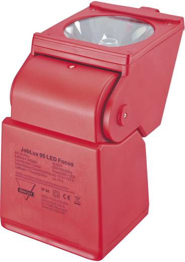 AccuLux 451541 Akku-Handscheinwerfer Signal-Rot LED 10 h