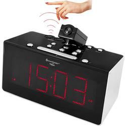 FM radiobudík soundmaster FUR6005, černá