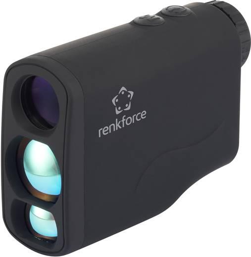 Entfernungsmesser Renkforce 6 x 21 mm Reichweite 5 bis 1000 m