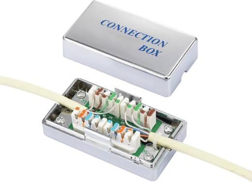 Connection Box Passend für: CAT 5e Renkforce