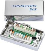 Boîtier de connexion Renkforce 1404064 Adapté pour: CAT 5e