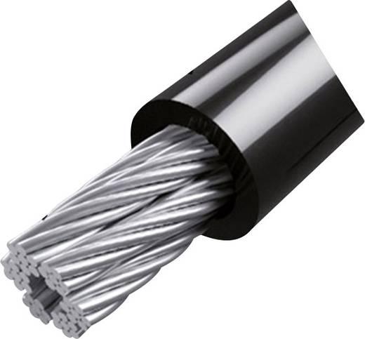 Kabelschloss Security Plus K 66 Schwarz Schlüsselschloss