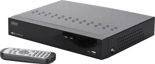 4-Kanal Netzwerk-Videorecorder Digitus DN-16150_2 Plug-N-View