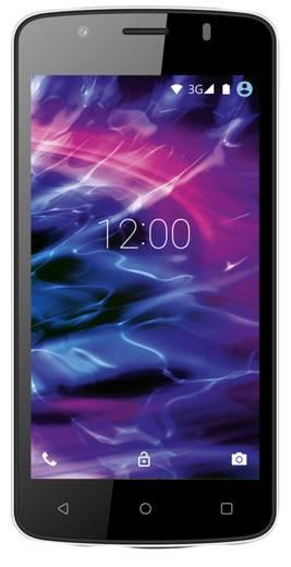 Medion ® LIFE® E4506 (MD 99478) titane Smartphone Single-SIM 8 GB 11.4 cm (4.5 Zoll) 5 Mio. Pixel Android™ 5.1 Lollipop