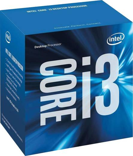 Prozessor (CPU) Boxed Intel Core i3 i3-6300 2 x 3.8 GHz Dual Core 51 W