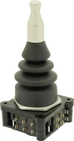 Joystick APEM 3D1-ZBH-08-388 250 V/AC levier droit à souder IP67 1 pc(s)