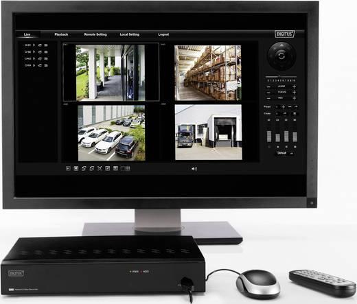 4-Kanal Netzwerk-Videorecorder Digitus DN-16150