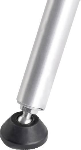 Kugel Holzkohle-Grill tepro Garten San Francisco Thermometer im Deckel Grill-Fläche (Durchmesser)=545 mm Schwarz, Edelst