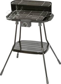 Elektrický gril tepro Garten Albertville 4008, 2200 W, černá