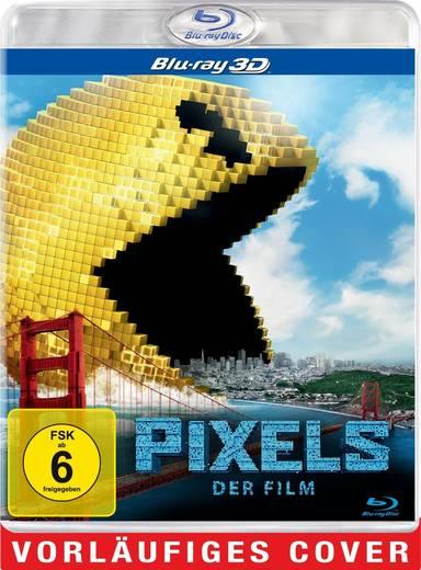 blu-ray 3D Pixels 3D FSK: 6
