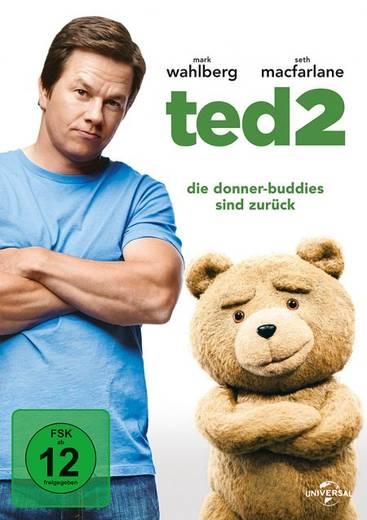 DVD Ted 2 FSK: 12