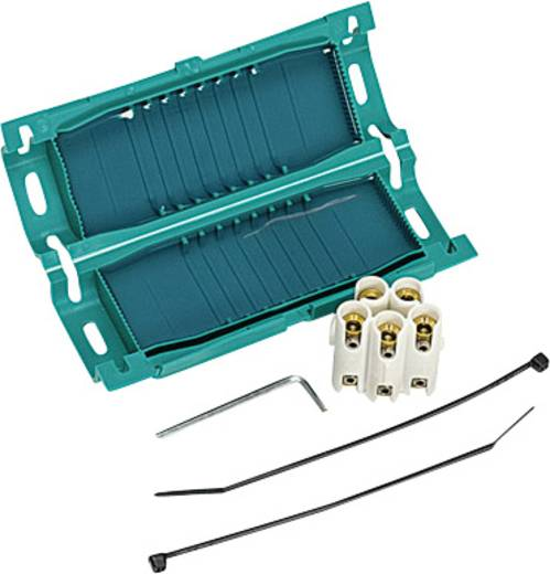 Kabelmuffe Kabel-Ø-Bereich: 9 - 20 mm Relicon by HellermannTyton 435-00654 RELIFIX V56 GN Inhalt: 1 Set
