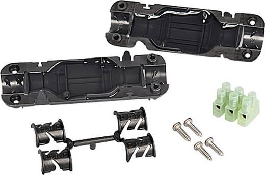 Kabelmuffe Kabel-Ø-Bereich: 6.50 - 12 mm Relicon by HellermannTyton 435-01651 RELILIGHT V32.5 I2 PA66V0 BK10 Inhalt: 1 S