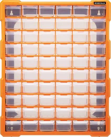 werkstatt magazin 60 schubladen klarsichtmagazin l x b x. Black Bedroom Furniture Sets. Home Design Ideas