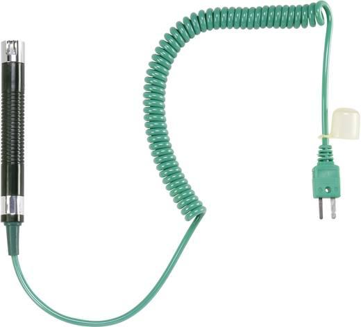 Oberflächenfühler VOLTCRAFT TP-30 -40 bis +400 °C Fühler-Typ K