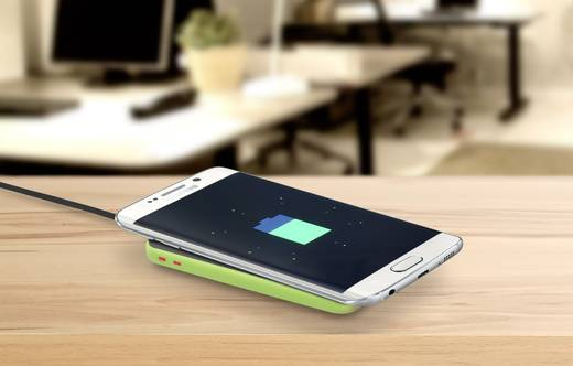 Wireless Charger VOLTCRAFT Qi-200 Qi-200