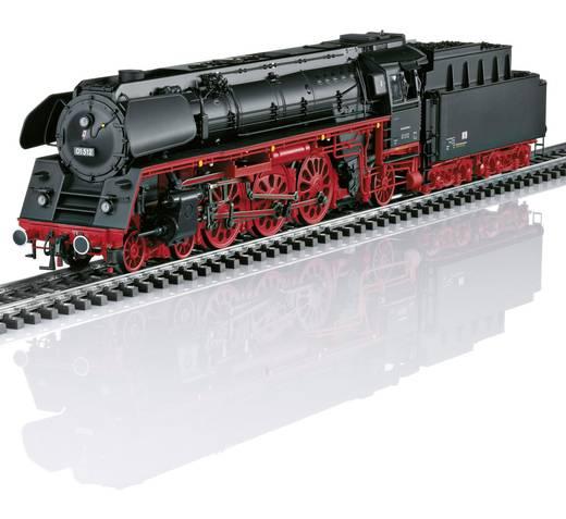 TRIX H0 T22905 H0 Reko-Dampflok BR 01.5 Boxpok der DR Kohlentender und Boxpok-Räder
