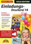 Markt & Technik Einladungs Druckerei 14 Gold Ed...